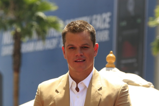 Matt Damon will appear in a climate change documentary for Showtime.