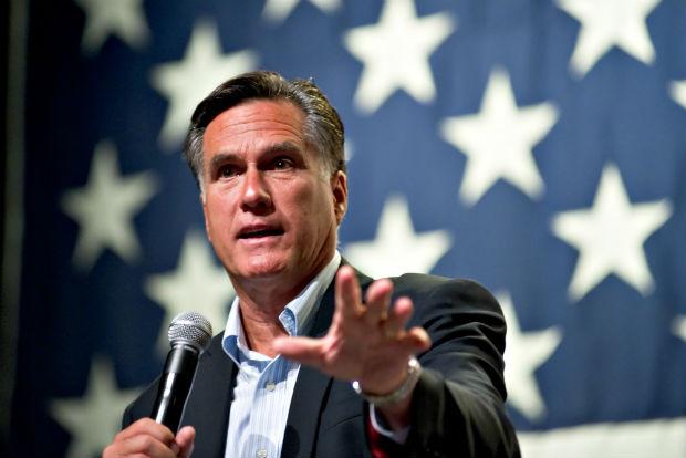 Mitt Romney recieves vegan gift basket from PETA
