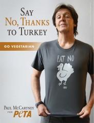 paul mccartney turkey peta