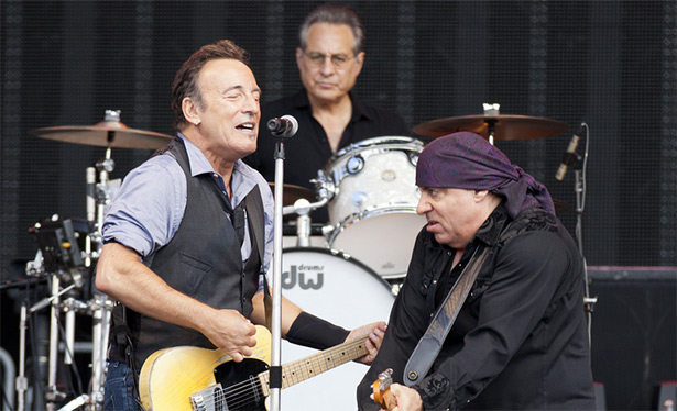 springsteen sandy benefit