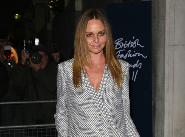 Stella McCartney was named British Designer of the Year at the Harper's Bazaar Women of the Year Awards.
