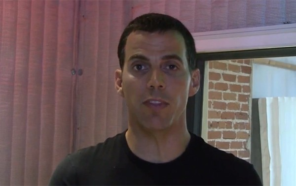 steve-o narrates film for farm sanctuary