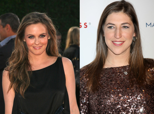 Alicia Silverstone and Mayim Bialik both signed book deals to write about their plant-based lifestyles.