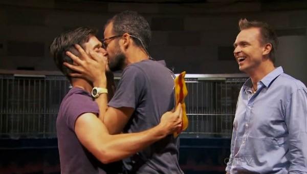 The Fabulous Beekman Boys win season 21of The Amazing Race