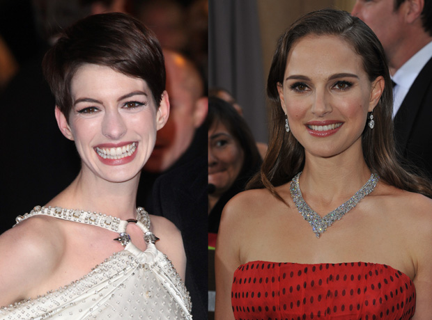 Anne Hathaway and Natalie Portman both celebrated their nuptials with vegan feasts.