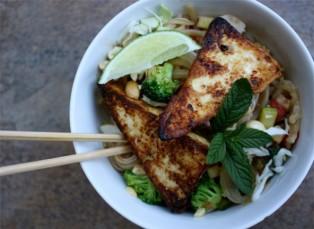 asian tofu noodles recipe