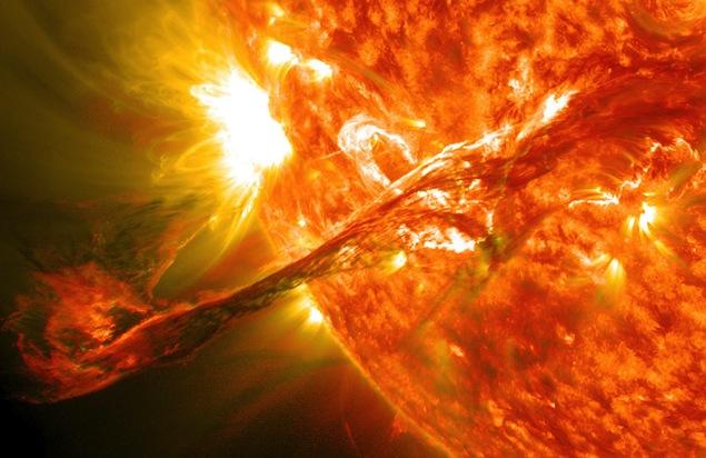 filament sun