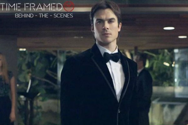 "Ian Somerhalder's new film ""Time Framed"" brings clean energy to light"