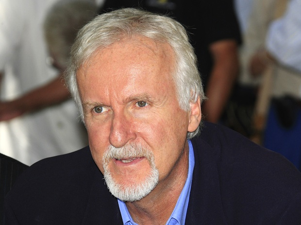James Cameron called for all environmentalists to go vegan in 2012.