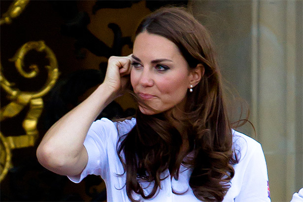 kate middleton is pregnant photo