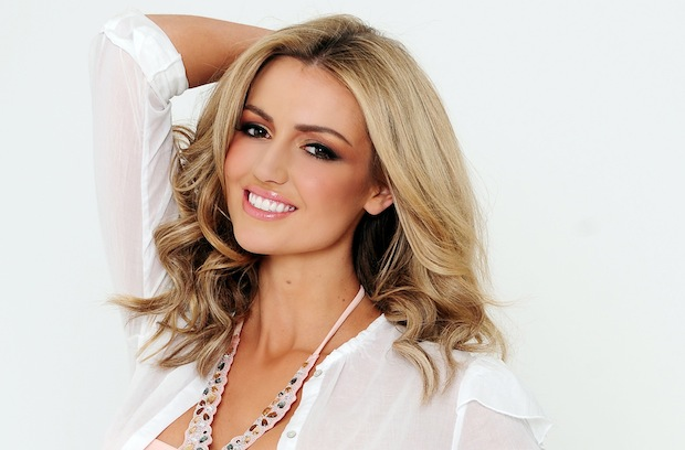 Rosanna Davison photo. copyright UCA LLC . 11.26.12