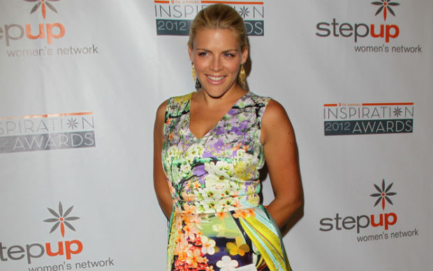 Busy Philipps creates recycled dress for daughter