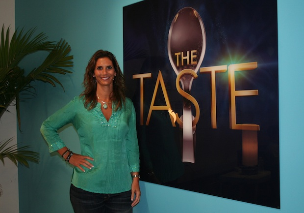 "Vegan chef Dayna McLeod was featured on ABC's reality cooking show, ""The Taste."""