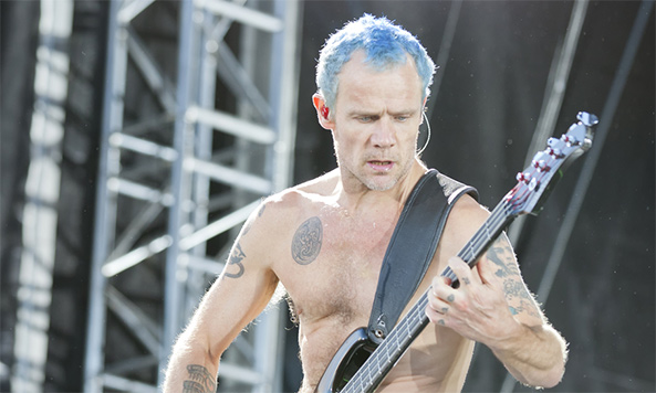 red hot chili peppers sea shepherd