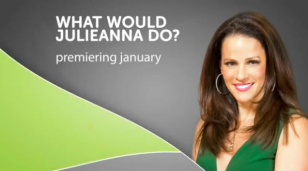 Julieanna Hever debuts new TV show on Veria Living Network