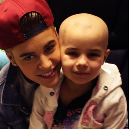 justin bieber and millie