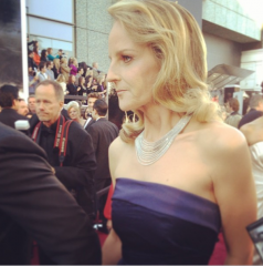Helen Hunt 2013 Oscars H&M