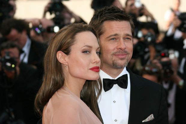 Brad Pitt and Angelina Jolie are in the midst of releasing an organic wine product this year
