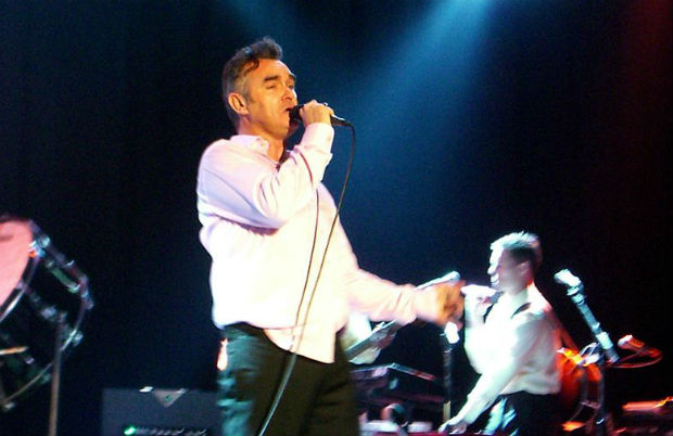 Morrissey to play first ever meatless concert at the Staples Center