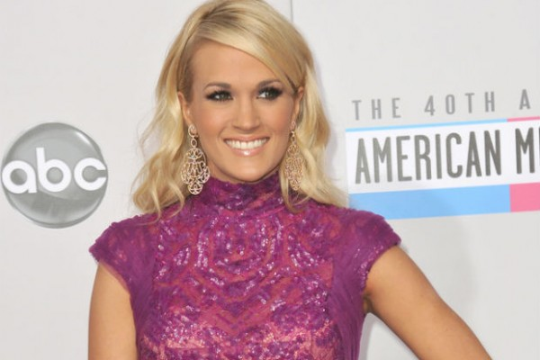 Carrie Underwood says being a vegetarian is easy