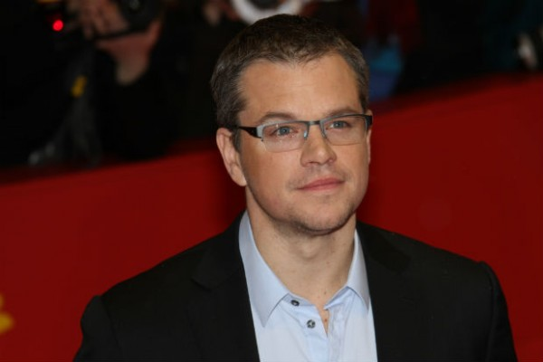 Matt Damon releases toilet humor PSA for World Water Day