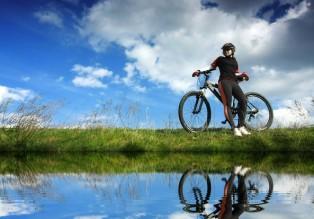 spring biking