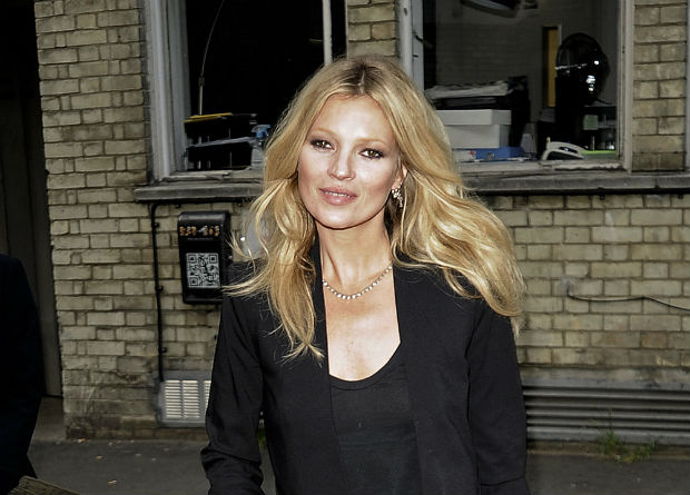 Kate Moss and husband Jamie Hince embrace sustainbility by gardening, recycling and composting