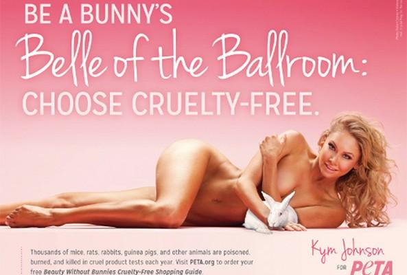 Peta nude campaign