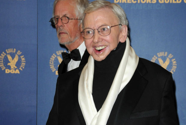 "Legendary movie critic Roger Ebert dies from cancer and is rememberd for his reviews like ""Forks Over Knives"""