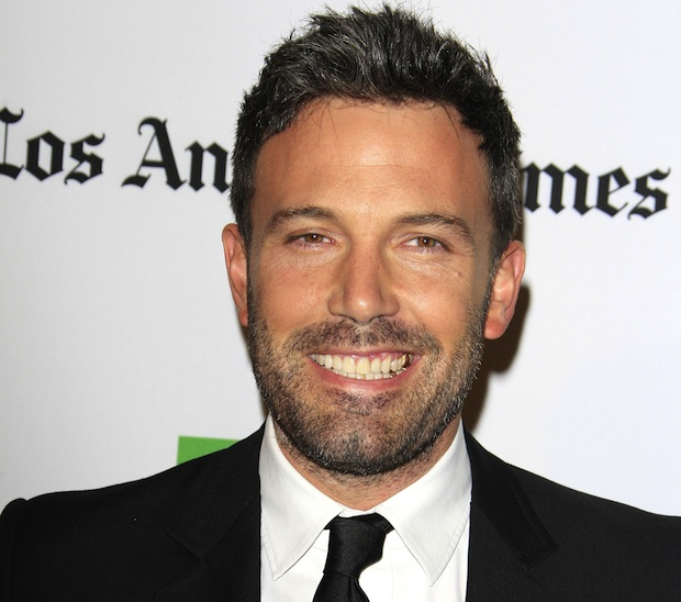 Ben Affleck designs a line of shoes for charity aid in the Congo.
