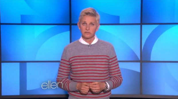WATCH: Ellen DeGeneres Slams Abercrombie's Beauty Beliefs