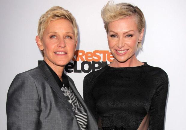 Portia de Rossi Reveals Ellen's Favorite Vegan Dish