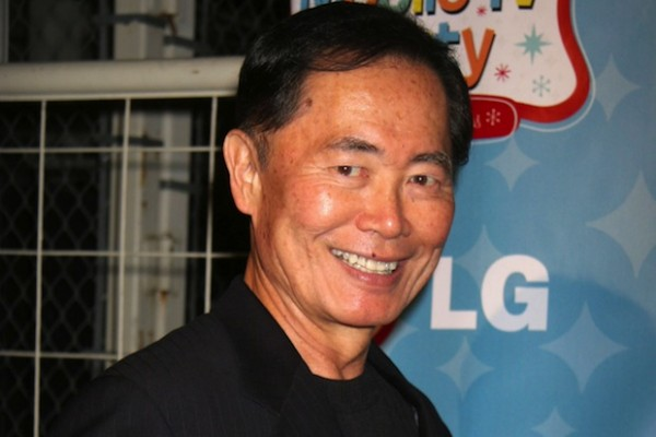 George Takei took to Facebook to speak out against intolerance.
