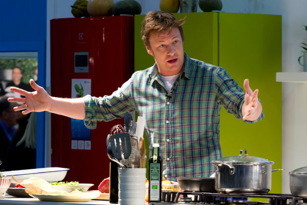 Jamie Oliver Let's Fans Vote on Veg Chapter for New Cookbook