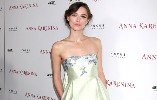 Keira Knightley Receives 100-Year-Old Tree as Wedding Gift