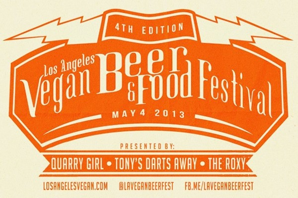 The 4th annual Vegan Beer Fest will take place in L.A. on Saturday, May 4.
