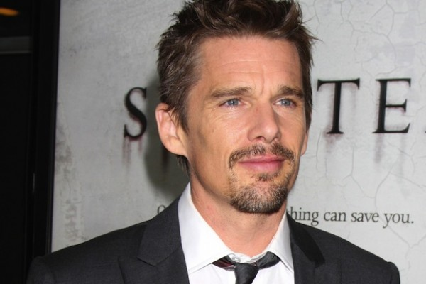 Ethan Hawke secretly dreams of becoming an eco-terrorist.