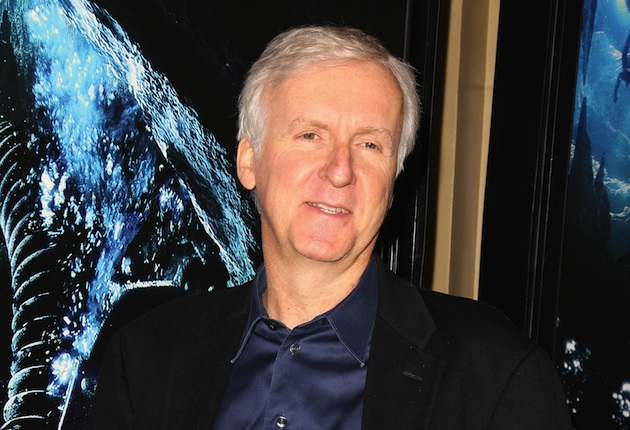 "In the latest issue of ""Men's Journal,"" Oscar-winning director James Cameron pens an article detailing his decision to embrace a vegan diet four years ago."
