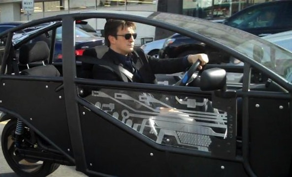 nathan fillion arcimoto