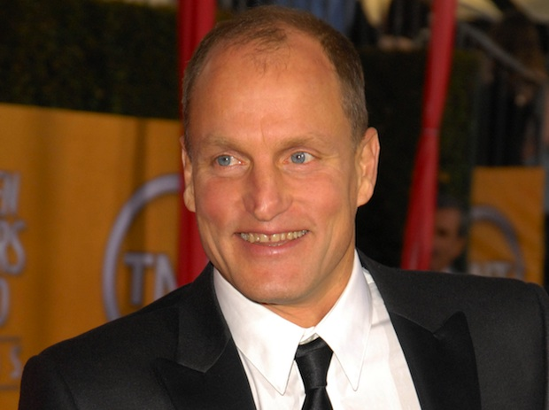 Woody Harrelson is hard at work on a line of wood-free paper.