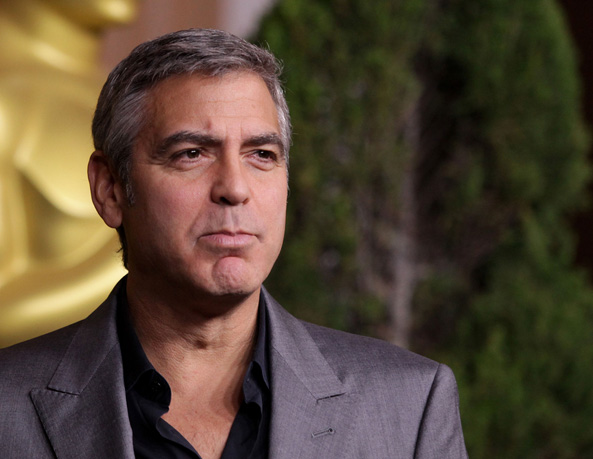 George Clooney Uses Nespresso Paycheck to Spy on Dictator and Protect Civilians with satellite