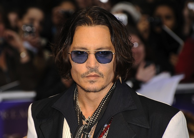 Johnny Depp wants to return the site of the Wounded Knee Massacre to the Sioux.