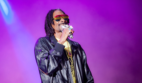 Snoop Dogg Partners with Dog for Dog to Feed Dogs and End Shelter Euthanasia