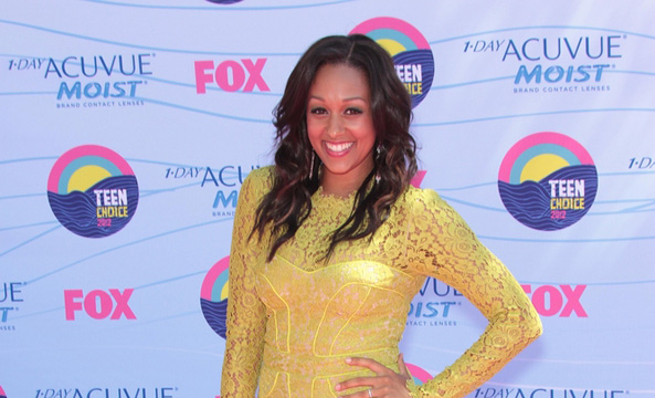 Tia Mowry became vegan because she wanted to have children