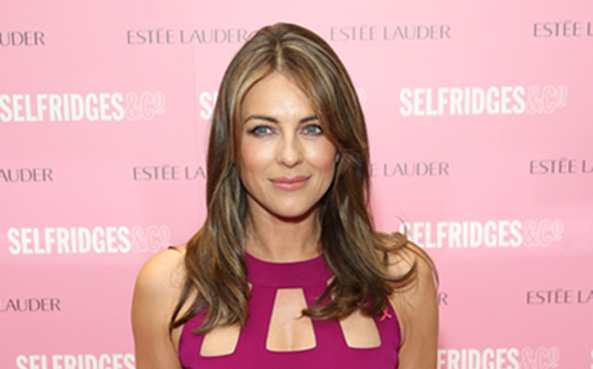 British Actress Elizabeth Hurley Lets Her Dogs Kill Foxes