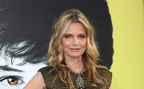 Michelle Pfeiffer credit vegan diet for ageless looks