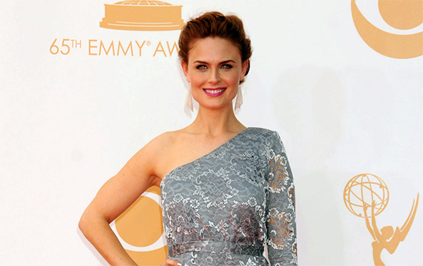 emily deschanel vegan