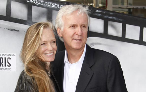 James Cameron and Suzy Amis Switch to Vegan Diet and Grow Their Own Food on Farm