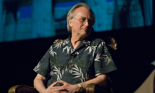 Richard Dawkins Wishes Everyone was Vegetarian