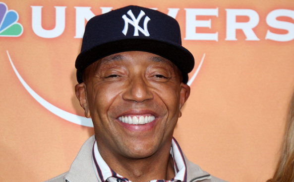 Russell Simmons Donates 10K to Stop Gun Violence in NY